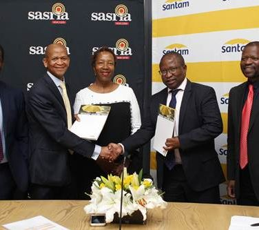 Sasria joins Santam in empowering municipalities